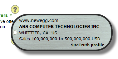 """SiteTruth """"dog tag"""""""
